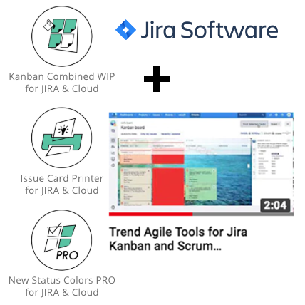trend Agile Tools for Jira