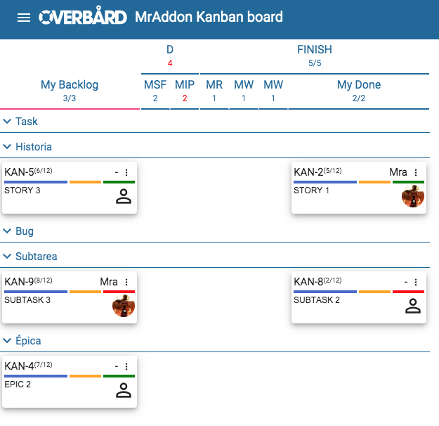 The Kanban Open Source project for Jira Server