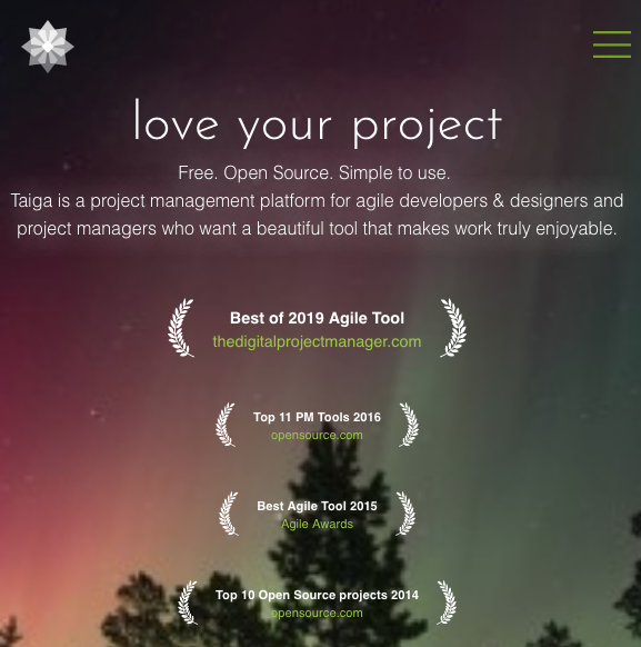 The Open Source alternative to Jira Software Cloud and Server. We talk about Taiga.io