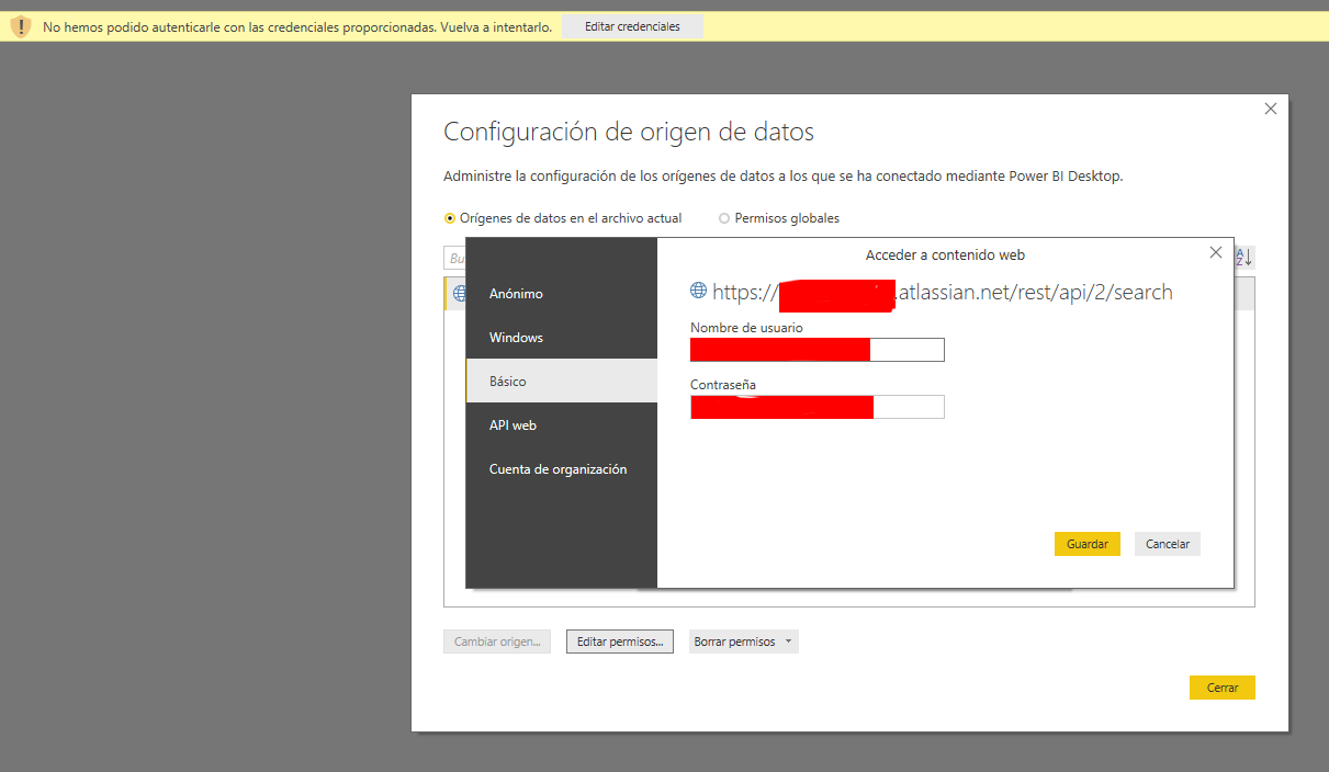 How to connect Power BI to Jira Cloud using the new Token